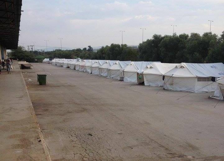 Frakapor Flüchtlingslager