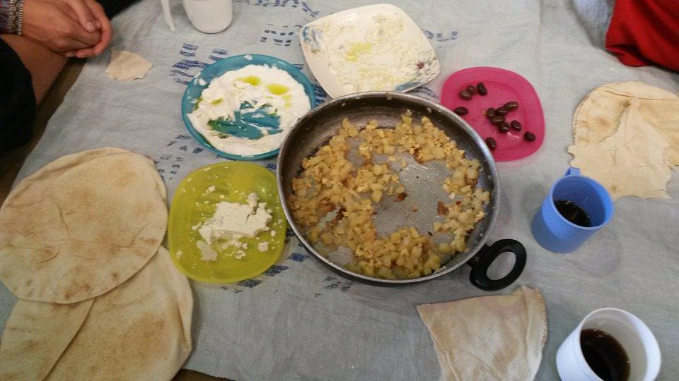 Mittagessen, eigene Zubereitung